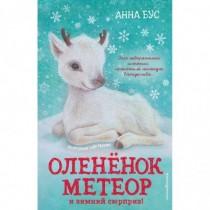 Оленёнок Метеор и зимний...
