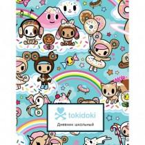 Дневник школьный. tokidoki...