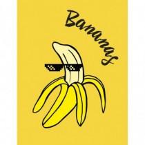Bananas. Тетрадь общая (А5,...