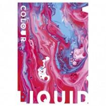 Colour liquid. Тетрадь...