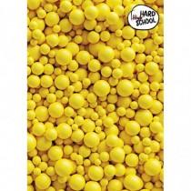 Hard school. Желтые шары....