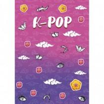 K-POP. Тетрадь (А5, 48 л. ,...