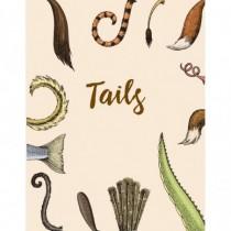 Tails. Тетрадь общая (А5,...