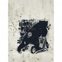 Граффити. Медведь. Тетрадь...