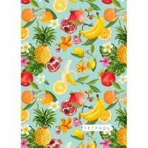 Тропические фрукты. Тетрадь...