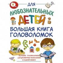 Большая книга головоломок
