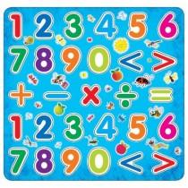 Магнитные цифры (Еврослот +...