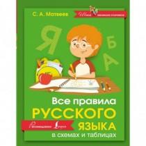 Все правила русского языка...