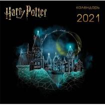 Э. КалНаст. 2021. Гарри Поттер(арты)