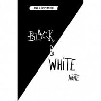 BlackWhite Note. Стильный...