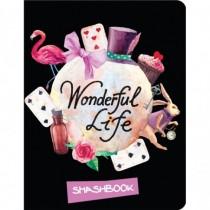 Wonderful life (c наклейками)