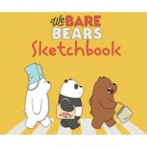 We bare bears. Скетчбук...