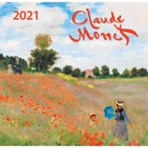 Клод Моне. Календарь...