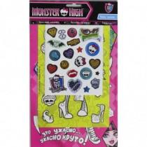 Monster High. Набор наклеек 2