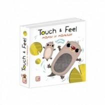 Книжки Touch feel. Мамы и...