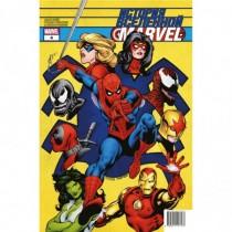 История вселенной Marvel 4