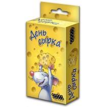 """Настольная игра """"День сырка"""""""