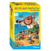 """Дорожная игра """"Веселые пираты"""""""